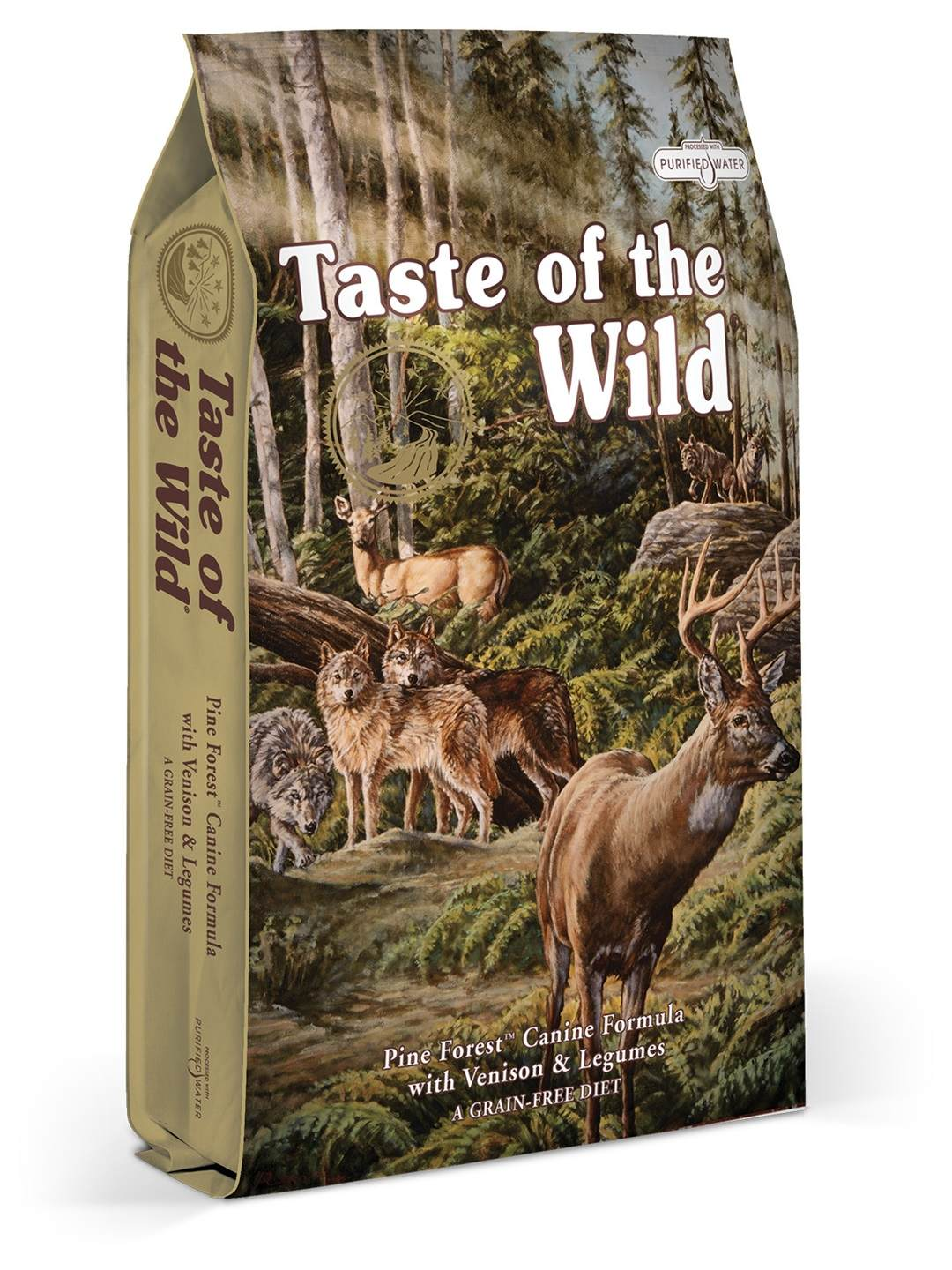 Taste of the Wild - Pine Forest - od 2 kg