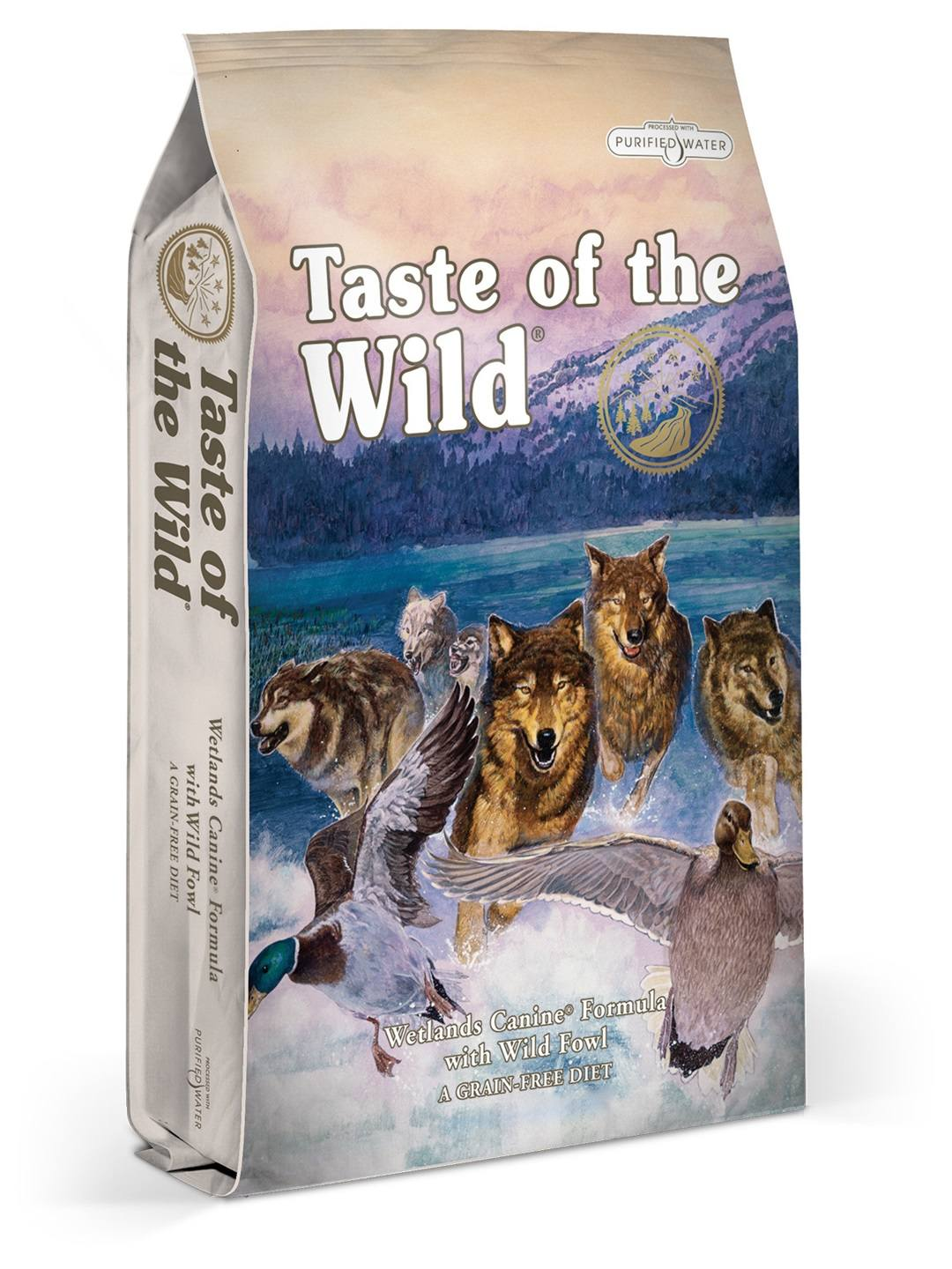 Taste of the Wild - Wetlands Canine - od 2 kg